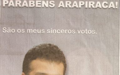 Parabéns Arapiraca