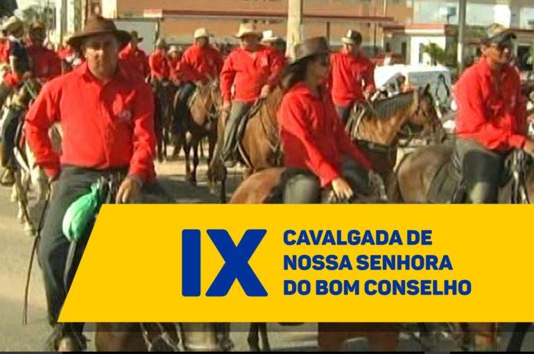 IX Cavalgada de Nossa Senhora do Bom Conselho