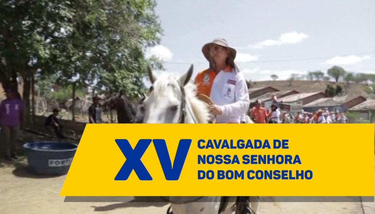 XV Cavalgada de Nossa Senhora do Bom Conselho