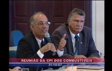 Reportagem da TV Assembleia sobre a CPI dos Combustíveis