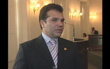 Indicação do Deputado Ricardo Nezinho para Presidencia do CCJ para o bienio 2009 a 2010. Enviado em 16 de out de 2009