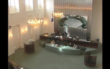 Composição das 11 comissões permanentes da casa. Enviado em 19 de out de 2009