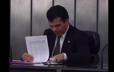 Assembleia aprova Projeto de Lei que reestrutura a Previência do Governo do Estado e Projeto que cria região Metropolitana de Arapiraca. Enviado em 12 de nov de 2009