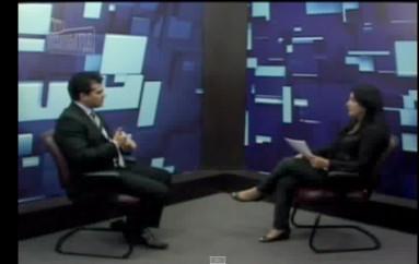 Ricardo Nezinho no Programa Frente a Frente da TV Assembleia. Enviado em 23 de abr de 2010
