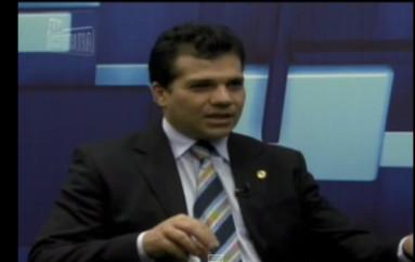 Ricardo Nezinho no Programa Frente a Frente da TV Assembleia (Parte 2). Enviado em 22 de abr de 2010