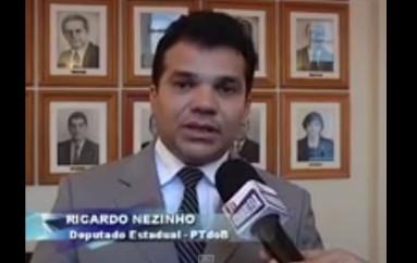 Deputado Ricardo Nezinho, em pronunciamento na tribuna da Assembleia Legislativa, denuncia abusos na escala de trabalho dos policiais militares alagoanos. Enviado em 20 de abr de 2010