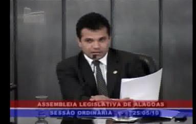 Ricardo Nezinho afirma que não existem projetos pendentes na CCJR. Enviado em 10 de jun de 2010