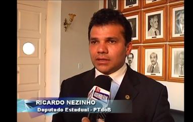 Ricardo Nezinho afirma que não existem processos pendentes na CCJR. Enviado em 2 de jun de 2010