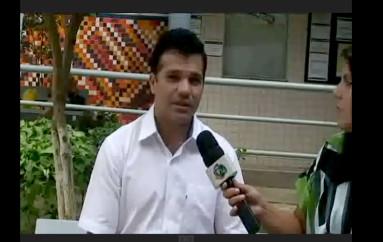 Entrevista concedida pelo deputado Ricardo Nezinho ao notíciário alagoano Agrete Notícia.Enviado em 10 de nov de 2010
