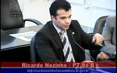 Ricardo pede cautela ao Governo no processo de licitação dos transportadores alternativos