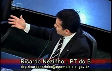 Ricardo solicita aumento do efetivo da Polícia Militar em Alagoas