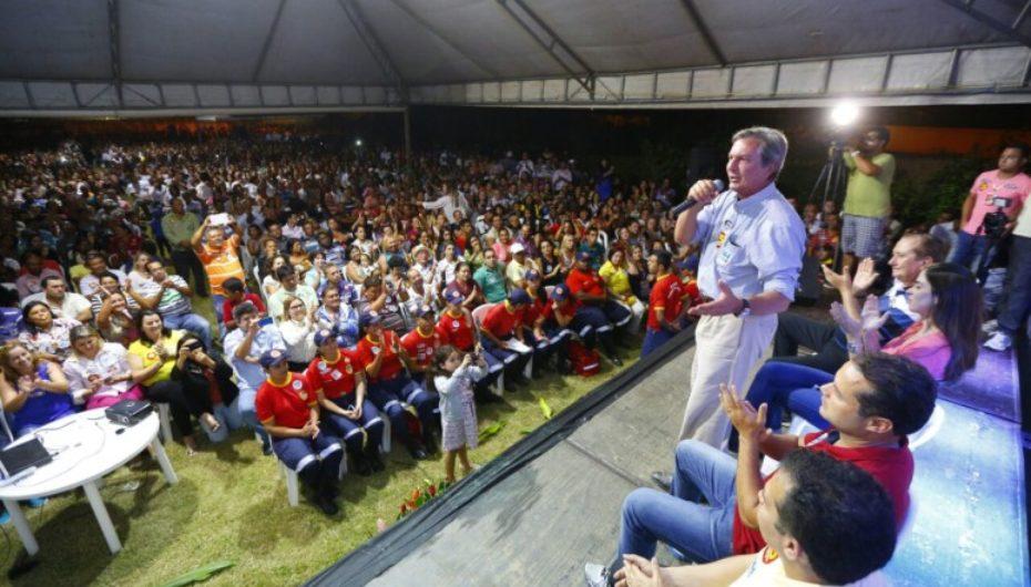 Deputado Ricardo Nezinho reúne lideranças para confirmar apoio a Collor no Senado