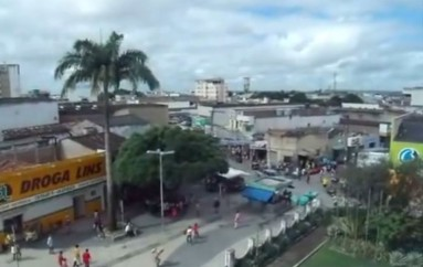 Largo Dom Fernando Gomes – Vídeo 1