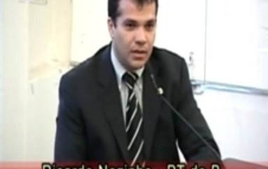 Ricardo fala sobre as conclusões da CPI dos Combustíveis