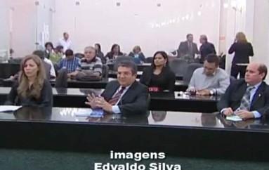 Comissão da ALE ouve delegado geral da Policia Civil