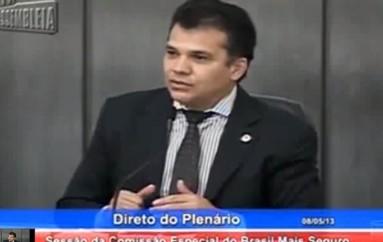 Reuniao do dia 05/05 da Comissao e Acompanhamento do Brasil mais Seguro em Alagoas