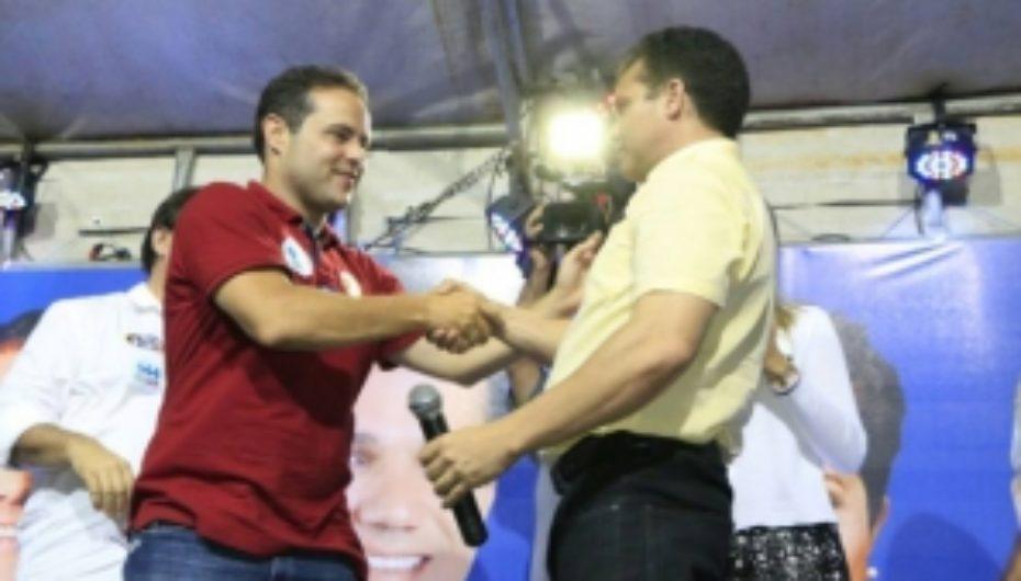 Ricardo Nezinho mostra força e luta para ser um dos deputados mais votados