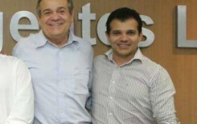 Ricardo Nezinho e Ronaldo Lessa dominam apoios dos vereadores arapiraquenses