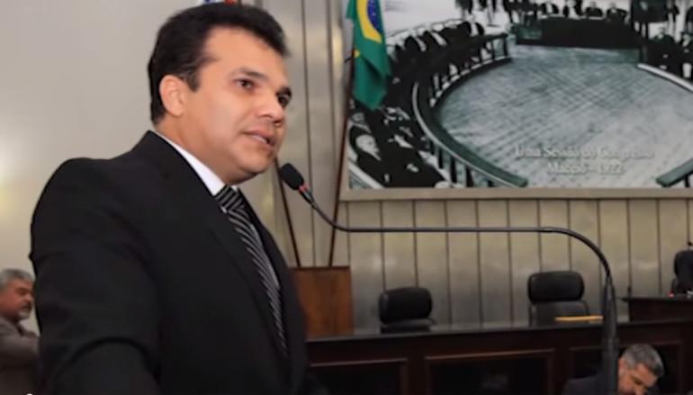 Ricardo Nezinho lamenta saída de Jardel Aderico da Secretaria da Paz