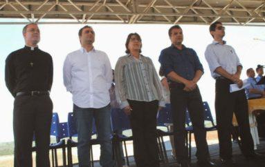 ENTREGA DOS LOTES AOS EMPREENDEDORES DO POLO MOVELEIRO