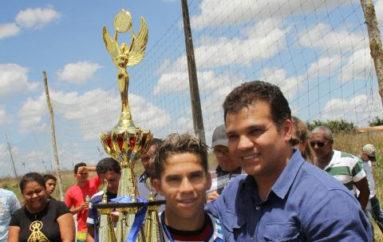 3° Campeonato de Futebol Society-Povoado Cangandu