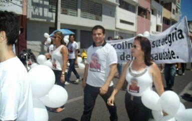 Caminhada pela Paz em Arapiraca