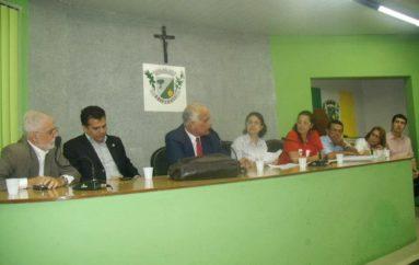 Audiência Pública na Câmara Municipal de Arapiraca