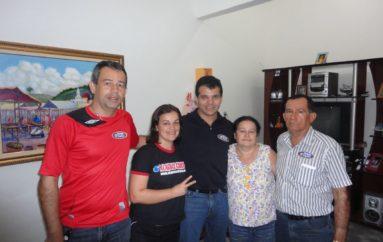 Visitas na cidade de Boca da Mata