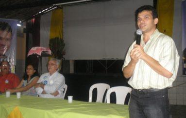 Reunião com lideranças no Tuta em Arapiraca