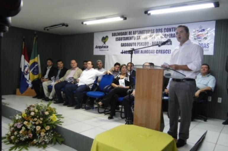 Arapiraca ganhará um novo distrito industrial
