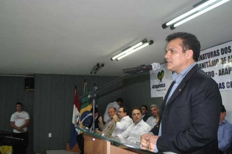 Ricardo Nezinho destaca importância do gasoduto