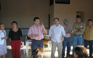 Reunião no Aragua Moto Park