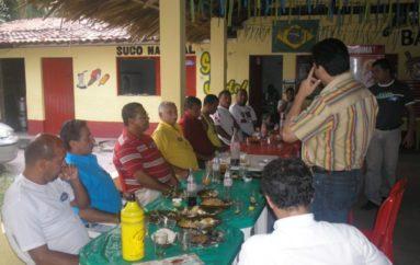 Reunião na cidade de Marechal Deodoro