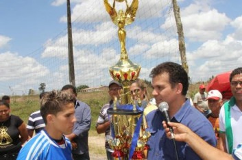 3° Campeonato de Futebol Society-Povoado Cangandu (19-03-2013)