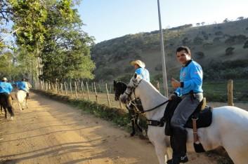 Cavalgada Nossa Senhora do Bom Conselho (1º dia) (31-01-2013)