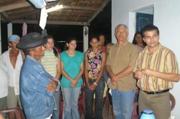 Reunião em Cacimbinhas-AL (23-07-2006)