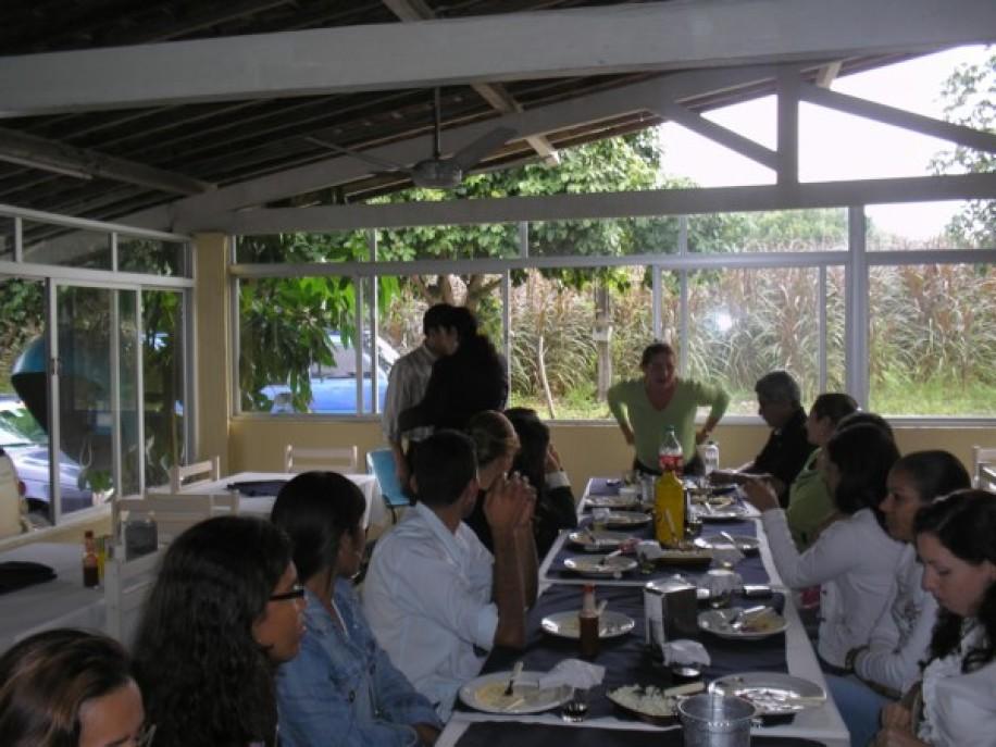 Reunião com os Assistentes Sociais de Arapiraca (26-07-2006)