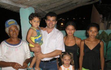 Visitas na cidade de Feira Grande (09-08-2006)