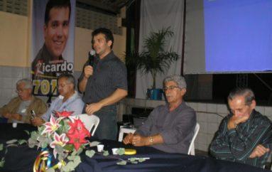 Reunião no Galpão doTuta