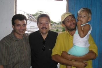 Reunião na cidade de Jaramataia (20-07-2006)