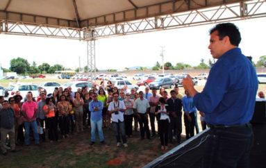 Ricardo apoia criação do Polo Moveleiro de Arapiraca