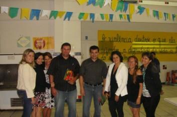 Apresentação da RMA ao projovem do Jardim Esperança (10-06-2010)
