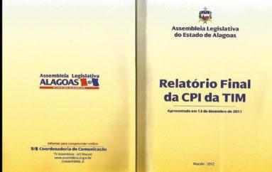 CPI da TIM – Relatório Final