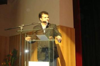 Ricardo participa da inauguração do SESI /SENAI em Arapiraca (02-12-2009)