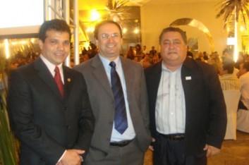 Ricardo participa do lançamento do Shopping Pátio Arapiraca (10-07-2009)