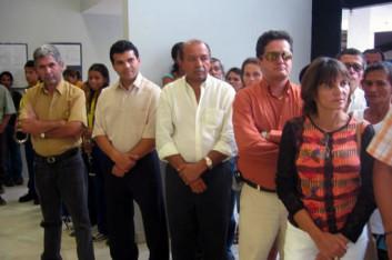 Comemoração dos 40 anos do Banco do Brasil em Arapiraca (18-11-2003)