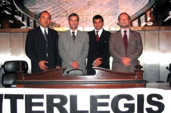 Seminária regional do programa Interlegis em Maceió-AL (14-05-2004)