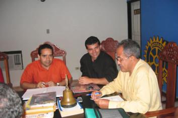 Ricardo faz palestra sobre SAPL para o Rotary Club de Arapiraca (29-05-2004)