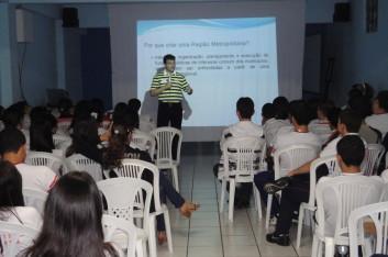Apresentação da  RMA no Colégio Domingos Rodrigues (14-09-2010)