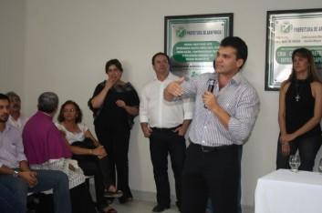 Inauguração do Centro de Referência de Arapiraca – CRIA (10-07-2009)